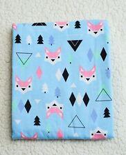 50 cm Little Fox Printed  Cotton Lycra