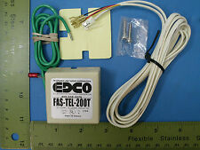 EDCO Telephone Line Surge Suppression, FAS-TEL-200T RJ11 WITH PHONE LINE PROTECT