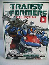 Takara Transformers G1 Reissue Collection #5 SMOKE SCREEN ~ MIB