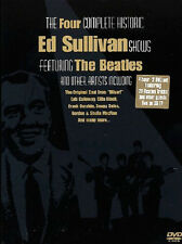 The Four Complete Ed Sullivan Shows Featuring The Beatles 2-DVD NEW Cilla Black+