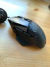 Logitech G502 Proteus Spectrum Tunable Gaming Mouse -Black