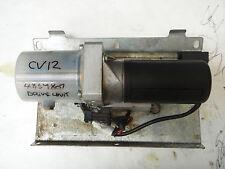 SAAB 9-3 98-03 Toit/Hood moteur entraînement de pompe OCCASION testé 4859807