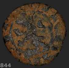Crusader States, Lusignan Kings of Cyprus. Janus. 1398-1432. Billon Sixain, Rare