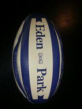 Ballon de rugby Eden Park de décoration 16 cm