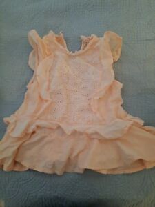 Country Road Girls Ruffle Top Size 5