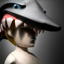 "Coarsetoys - JAWS 10.5"" Coarse Kaws Kidrobot Huck Bearbrick Ron English Banksy"