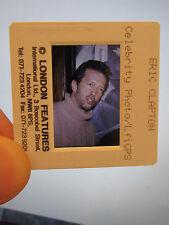 More details for original press promo slide negative - eric clapton - 1990's