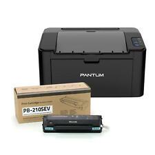 Pantum P2500W Laser Printer With PB-210SEV Toner