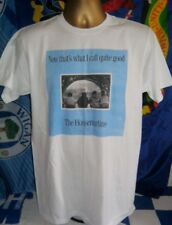 THE HOUSEMARTINS- NOW THAT'S WHAT I CALL QUITE GOOD PRINT T SHIRT- WHITE- LARGE