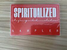 Spiritualized – Lazer Guided Melodies Sampler cassette RDJ-62282-4 SEALED