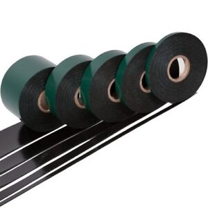 Black Double Sided Foam Automotive Permanent Self Adhesive Car Trim Body Tape