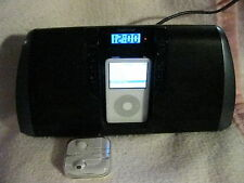 APPLE IPOD CLASSIC 5.5 GENERATION MA448LL/A A1136 WHITE 80GB W MEMOREX DOCK