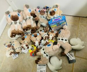 Pokemon Center Rockruff Iwanko Plush Toy Lot Pokedoll Banpresto Takara Tomy