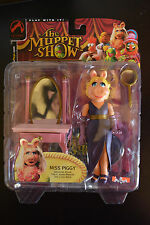 The Muppet Show Miss Piggy in Dressing Room 2002