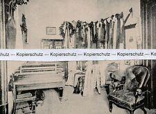Anton Bruckner - Komponist - Zimmer im Stift St. Florian  -  um 1925     H 14-10