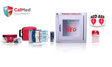 Philips HeartStart FR2+ AED Defibrillator VALUE PAK w/ 2 YR WARRANTY W/ PEDI PAD