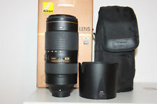 Nikon 80-400 mm F/4.5-5.6 AF-S ED VR N SWM A/M G 1 Jahr Gewährleistung