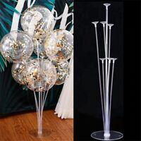 Luftballon Ständer Halterung für Ballons Deko für Hochzeit Party Säule Stäbe mit