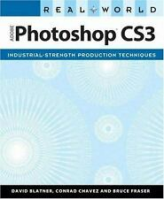 Real World Adobe Photoshop CS3 : Industrial-Strength Production Techniques