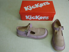 Chaussures KICKERS babies  p. 39 nubuck TBE