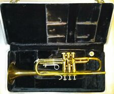 Vincent Bach Selmer Bundy Trumpet w/ case & mouthpiece, good condition