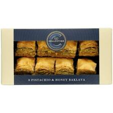 M&s Pistache & Honey baklava
