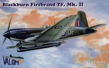 Valom 1/72 Kit Modelo 72006 Blackburn Firebrand Tf Mk.ii