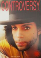 PRINCE Controversy Magazine # 27 Rare UK Original Fanzine rare G.Bridge Feb 1991