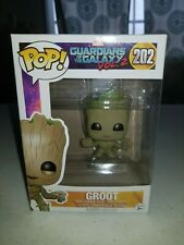 Guardians of the Galaxy Vol. 2 Funko Pop Groot 202 NICE