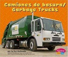 Camiones de basura/Garbage Trucks Maquinas maravillosas/Mighty Machines Multi
