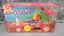 1986 Barbie  Tropical #Dune Buggy Vehicle Friction Motorized #Arco Toys Mattel