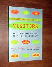 SPACESHIPS OF THE VISITORS AN ILLUSTRATED GUIDE TO ALIEN SPACECRAFT KEVIN RANDLE