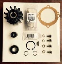 Sherwood Crusader Raw Water Pump Rebuild kit 97179  20311 OEM Parts E35 No Cam