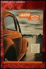 Das Auto AMS Auto Motor Sport 8/53 Gutbrot SuperiorLuxus 700 DB 28