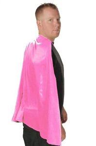 Adult Choose Color Superhero Dress Show Capes Halloween Costume Accessories Cape