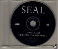 (C162) Seal, Don't Cry - 1995 DJ CD