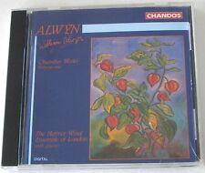 Alwyn Chamber Works Vol 1 Haffner Wind Ensemble AUSTRIA