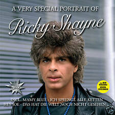 CD Ricky Shayne A Very Special Portrait Of