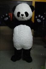 Dress Suit Dress giftAdult Chinese Panda Bear Mascot Costume Professional Fancy