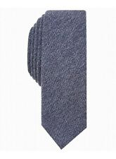 $55 NWT Original Penguin Men's Navy Blue Skinny SLim Neck Tie 0231