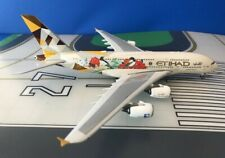 Etihad Airbus A380-861 A6-APD Choose South Korea 1/400 diecast Phoenix Models