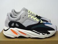Adidas Yeezy Boost 700 Wave Runner OG Solid Grey Orange UK 5 6 7 8 9 10 11 US