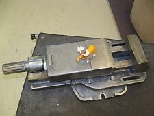 """6"""" Machinist Mill Vice Vertical Horizontal Milling Machine Compound Angle Vice"""