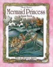 Mermaid Princess Jigsaw Book-ExLibrary