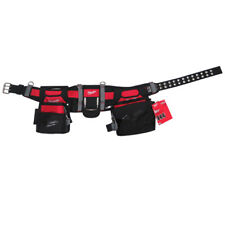 MILWAUKEE 48-22-8110 ELECTRICIANS TOOL BELT 29 POCKET WORK BELT 1680D - NEW