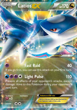 LATIOS Ex - 58/108 roaring skies-ex carte anglais pokemon NM