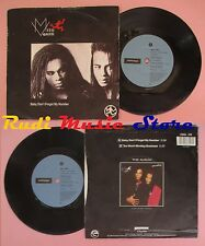 LP 45 7'' MILLI VANILLI Baby don't forget my number Too much monkey no cd mc dvd