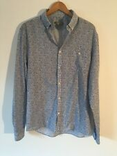 DRYKORN FOR BEAUTIFUL PEOPLE lightweight cotton floral print shirt Immac XL £95