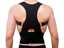 New Fully Adjustable Back Brace for Posture Correction Back Pain Support UNISEX