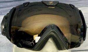 Zeal Optics Transcend GPS Enabled Snow Goggle W/ Hard Case Worn Once - $399 MSRP